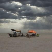 Commended Fishing on Tonle Lap Lake Ric Poletti