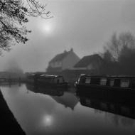Commended Fog at the Locks John Holt