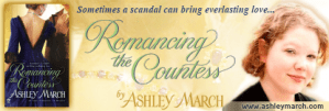 Guest Author Ashley March and Giveaway