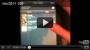 Mandi's (very basic) Walkthrough of the Kindle Fire