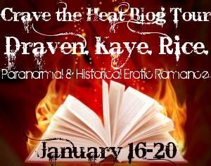 Crave the Heat Blog Tour