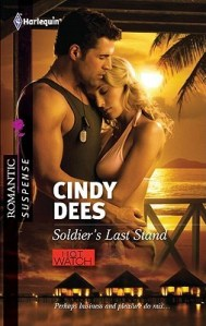 Review: Soldier's Last Stand by Cindy Dees
