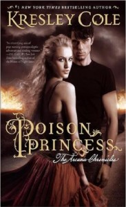 Review: Poison Princess by Kresley Cole
