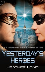Review: Yesterday's Heroes by Heather Long