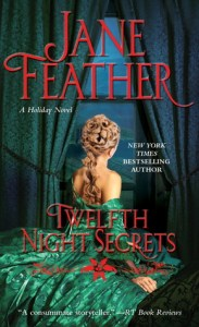 Review: Twelfth Night Secrets by Jane Feather