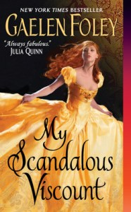 Review: My Scandalous Viscount by Galen Foley
