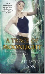 A Trace of Moonlight by Allison Pang