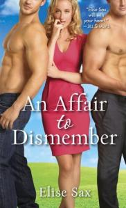 Review: An Affair to Dismember by Elise Sax