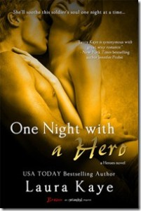 Review: One Night with a Hero by Laura Kaye