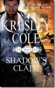 Review: Shadow's Claim by Kresley Cole
