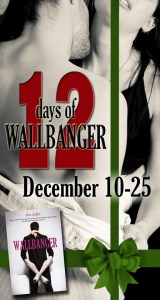 WALLBANGER'S 12 Days of Christmas Giveaway from Alice Clayton
