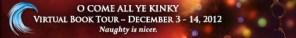 O Come All Ye Kinky Tour with Joey W Hill
