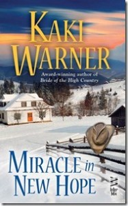 Review: Miracle in New Hope by Kaki Warner