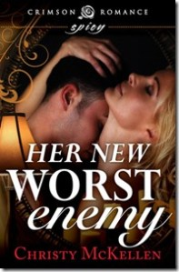 Review: Her New Worst Enemy by Christy McKellen