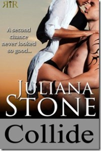 Smex Scene Sunday–Collide by Juliana Stone