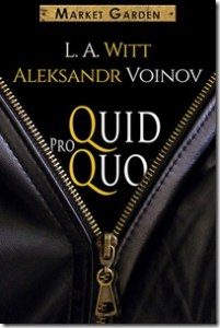 Guest Review: Quid Pro Quo by L.A. Witt and Aleksandr Voinov