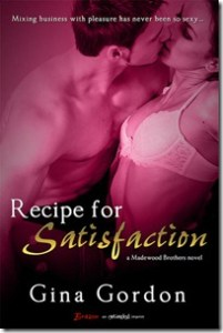 Review: Recipe for Satisfaction by Gina Gordon