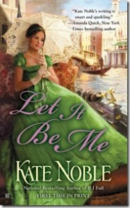 Review: Let It Be Me by Kate Noble