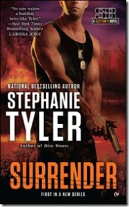 Review: Surrender by Stephanie Tyler