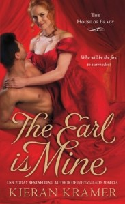 Review: The Earl is Mine by Kieran Kramer