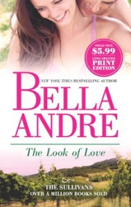 Review: The Look of Love by Bella Andre and Giveaway!