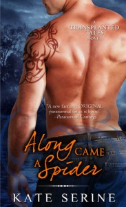 Review: Along Came A Spider by Kate SeRine