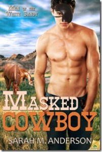 Review: Masked Cowboy by Sarah M. Anderson