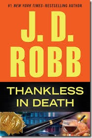 Guest Review: Thankless in Death by J.D. Robb