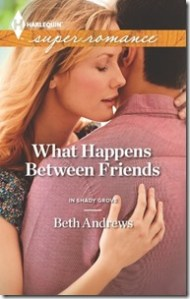 Review: What Happens Between Friends by Beth Andrews