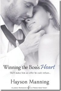 Review: Winning the Boss's Heart by Hayson Manning