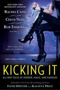 Review: Kicking It Anthology and Giveaway