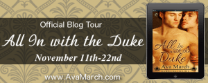 All In with the Duke Blog Tour *Giveaway*