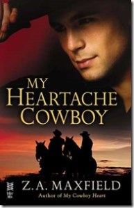 DNF Review: My Heartache Cowboy by Z.A. Maxfield