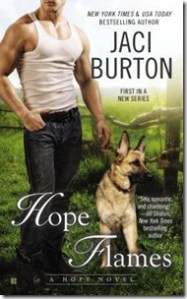 Review: Hope Flames by Jaci Burton