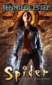 Review: The Spider by Jennifer Estep