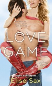Review: Love Game by Elise Sax