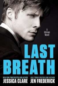 Review: Last Breath by  Jessica Claire & Jen Frederick
