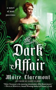Review: The Dark Affair by Marie Claremont