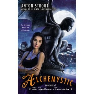 Spotlight and Giveaway: The Spellmason Chronicles by Anton Strout