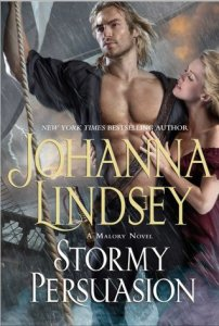 Review: Stormy Persuasion by Johanna Lindsey