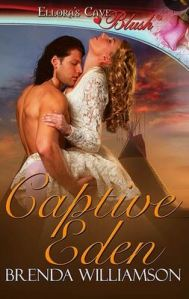 Review: Captive Eden by Brenda Williamson