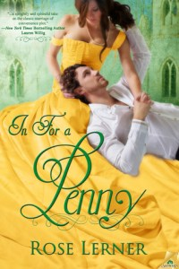 Let's Revist: In for a Penny by Rose Lerner