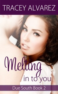 Review: Melting into You by Tracey Alvarez