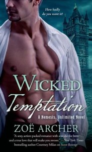 Review: Wicked Temptation by Zoe Archer