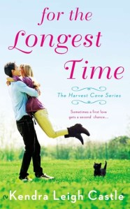 Review and Giveaway: For the Longest Time by Kendra Leigh Castle