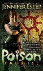 Review: Poison Promise by Jennifer Estep