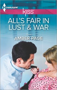 Review: All's Fair in Lust and War by Amber Page