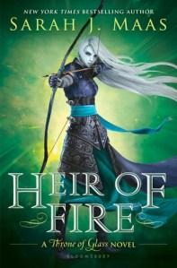 Review: Heir Of Fire by Sarah J. Maas