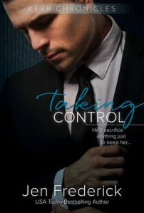 Review: Taking Control by Jen Frederick