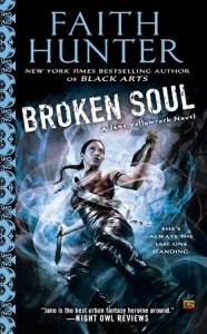 Review: Broken Soul by Faith Hunter